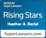Super Lawyers – Heather A. Bartel